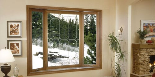 Energy Efficient Vinyl Replacement Windows | Bow/Bay Styles