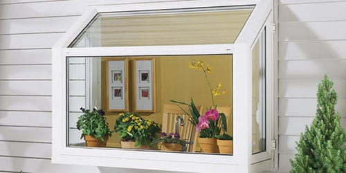 Convenient Kitchen Space With Our Garden Windows