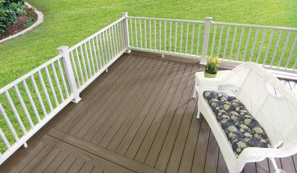 Decking For Clubhouses
