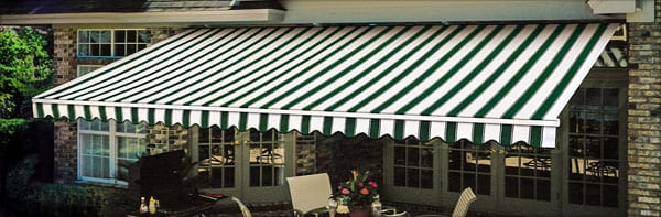Awnings installed in West Michigan