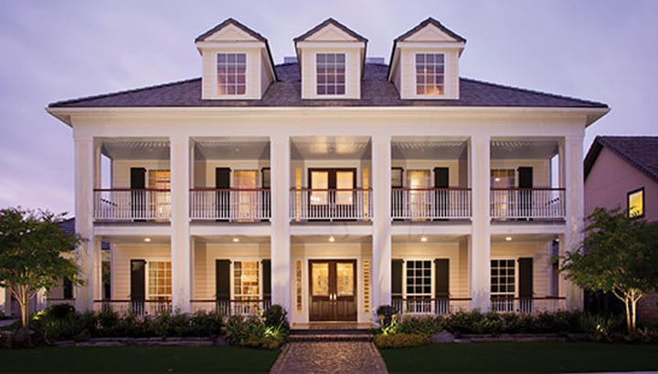 Colonial Style Entry Doors for Your Home