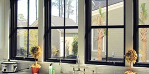 West Michigan casement windows