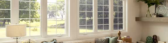 Kalamazoo casement windows