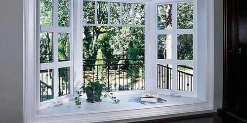 Bay & bow windows in West Michigan