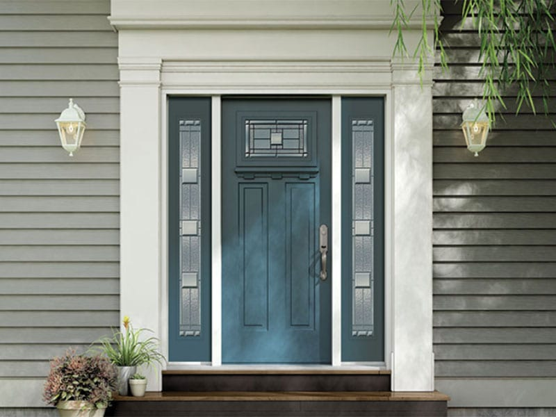 PrismaGuard Paint Quality Entry Doors From BlackBerry