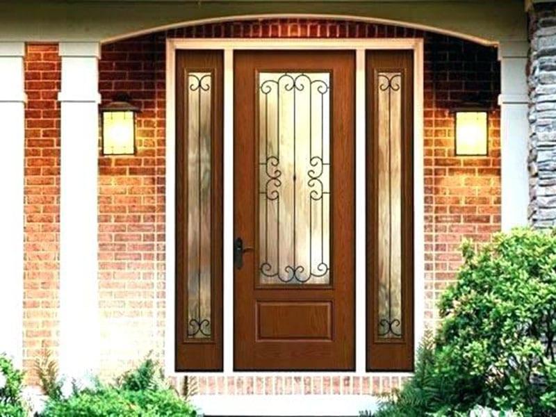 EnLiten flush-glazed designs Entry Doors From BlackBerry