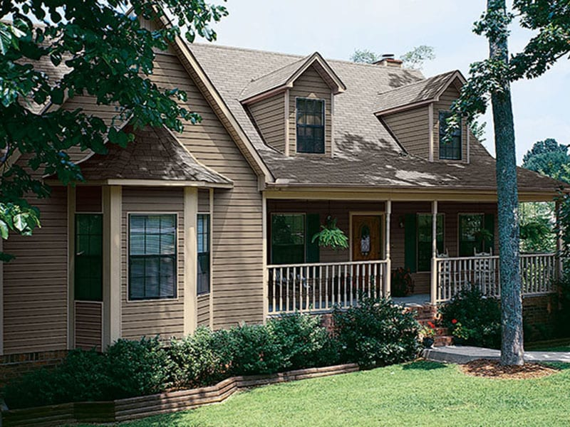 BlackBerry has the vinyl siding and accessories to maintain the look of all types of architectural styles