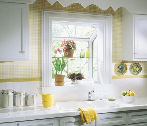 Sunrise Window Garden Window - Great For Kitchens