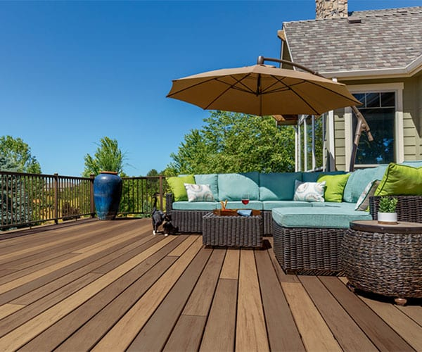 Home Decking Solutions Engineered For Quality and Long-Lasting Use