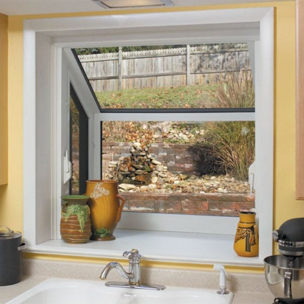 Kitchen Garden Vinyl Window for Growing Plants, Herbs, and more!