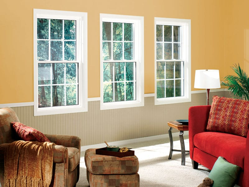 Beautiful Sunrise windows to match the exterior of your home with ease. Energy Efficient and Low Maintenance