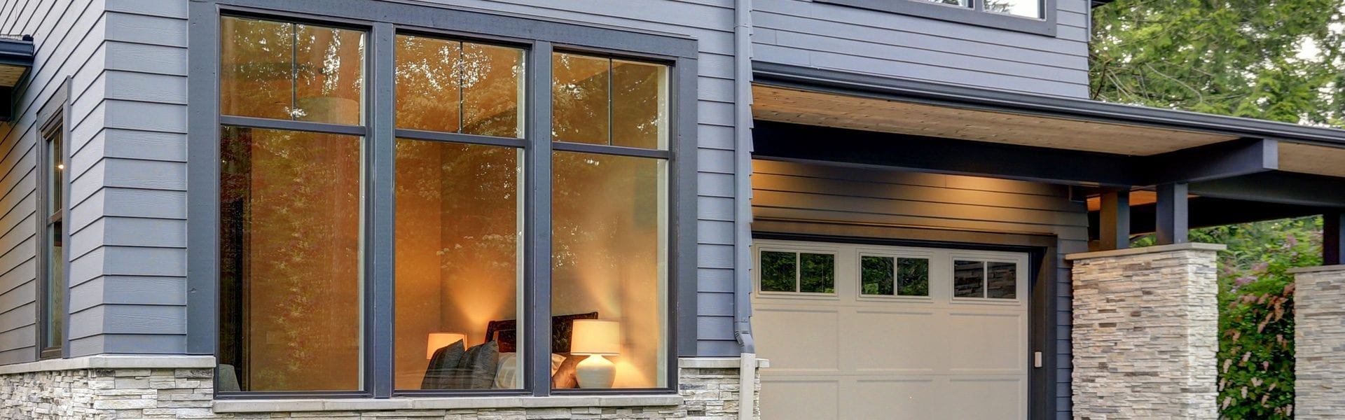 Outdoor View | BlackBerry offers windows with unparalleled energy efficiency windows versus your outdated windows.