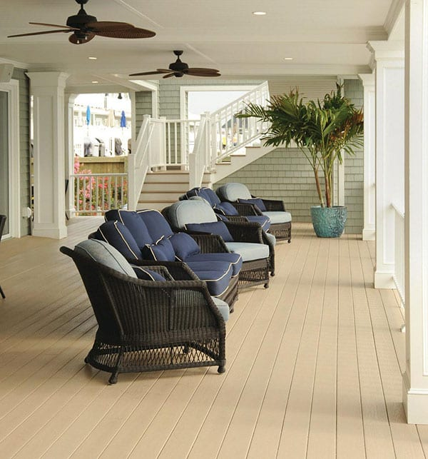 Home Decks- Low maintenance, durable, long-lasting outdoor living with these great products