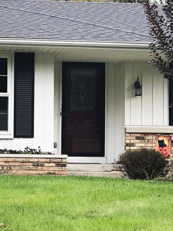 Entry Door Customer Spot light