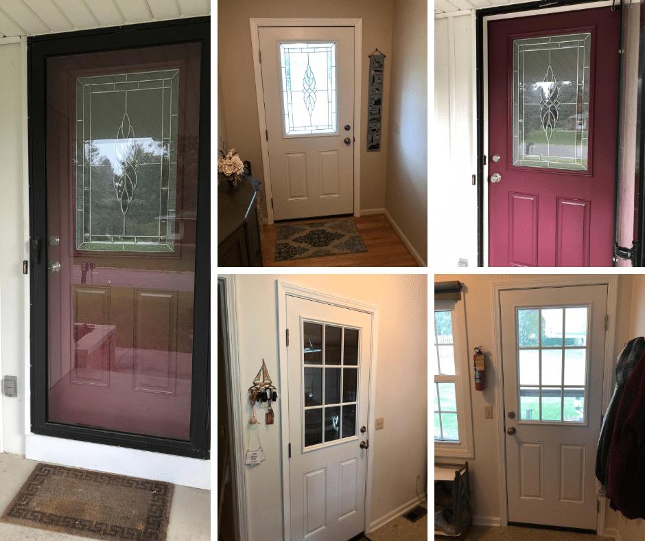 Kalamazoo home gets new entry doors