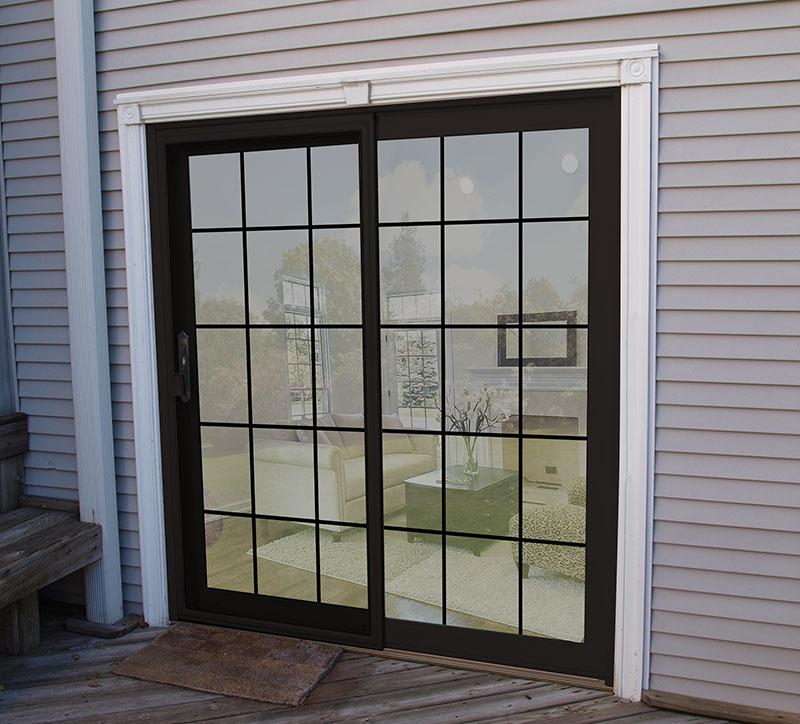 Energy efficient, low maintenanec vinyl sliding patio doors
