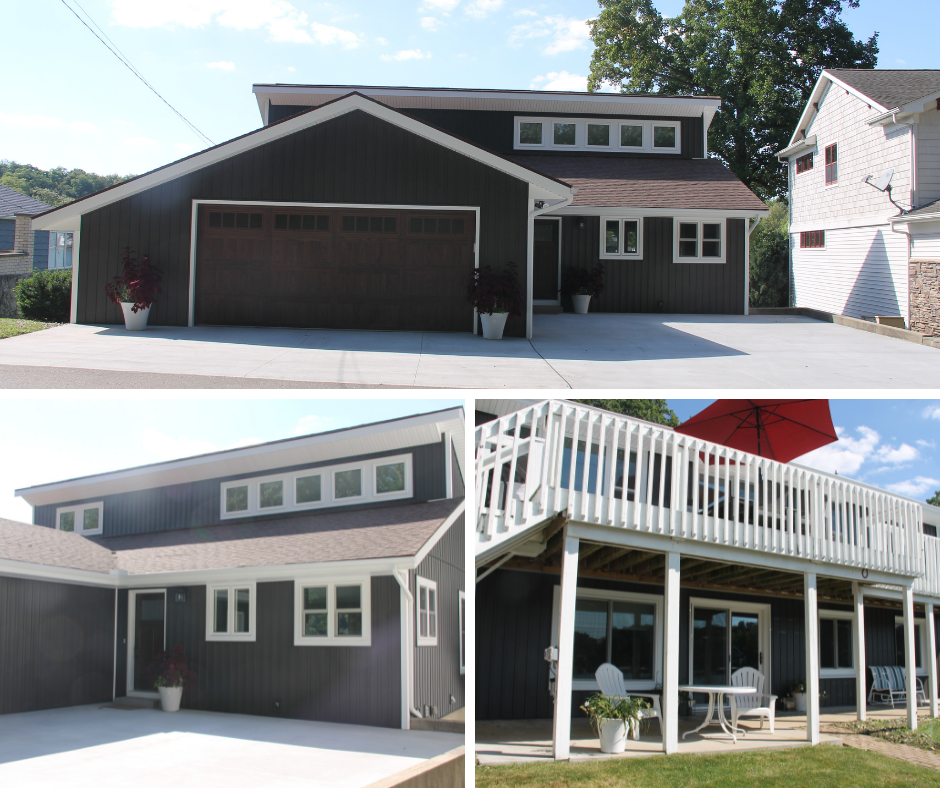 Gull Lake home gets a facelife